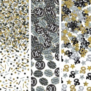30 Años Sparkling Celebration Confetti