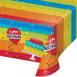 Hoppin' Birthday Mantel Rectangular