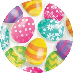 Easter Eggs Plato Postre