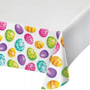 Easter Eggs Mantel Rectangular
