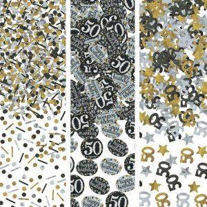 50 Años Sparkling Celebration Confetti (Copy)