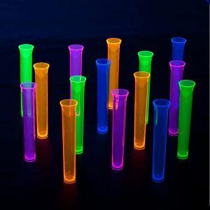 Shots de Tubo Neon 1.5 oz