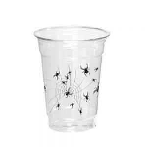 Halloween Telarañas – Vasos – 16oz