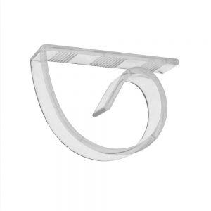 Clips Transparentes para Manteles
