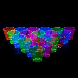 Vaso / Tumbler Neon 9oz