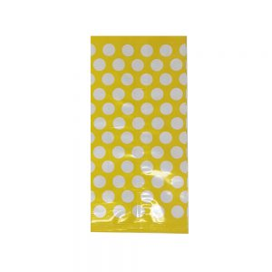 Bolsa Celofán – Amarilla Dots