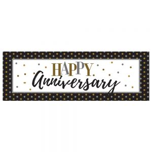 Anniversary Elegant Banner