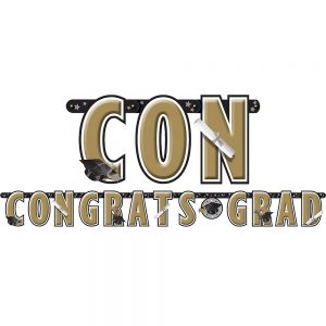 Congrats Grad Letter Banner