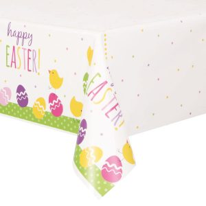 Cute Easter Mantel Rectangular