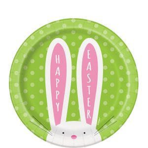 Cute Easter Plato Postre