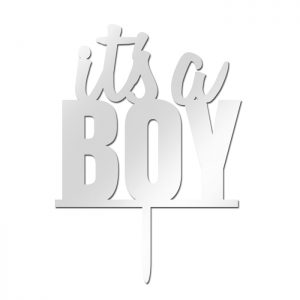 It´s a Boy Topper