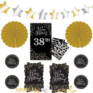 Kit Sparkling Celebration Room Decor
