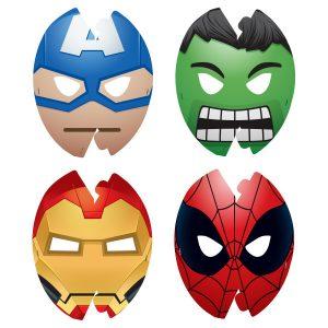 Avengers – Mascaras