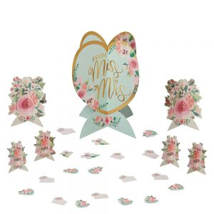Mint to Be Floral Table Deco Kit