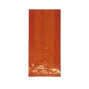Bolsa Celofán – Naranja Transparente