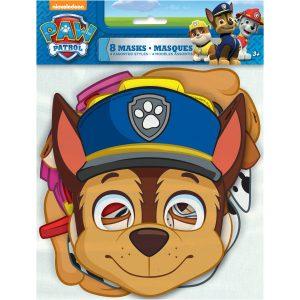 Paw Patrol – Mascaras