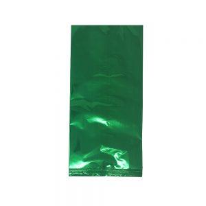 Bolsa Celofán – Verde Bandera Metálica