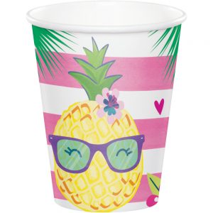 Pineapple n Friends Vasos