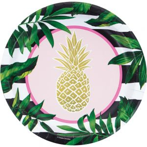 Gold Pineapple Plato Lunch