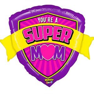 Globo Grande Super Mom