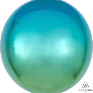 Orbz Blue/Green