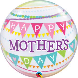 Globo Bubble Mother`s Day