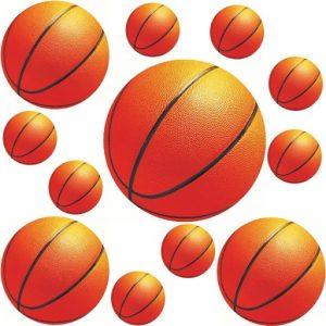Basketball Cutouts