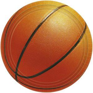 Basketball Plato Lunch