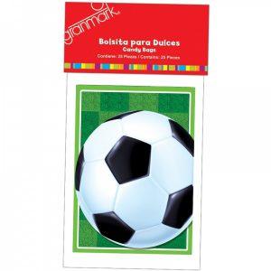 Soccer Bolsas Plástico