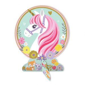 Unicornio – Centro de Mesa