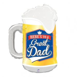 Globo Here's To A Great Dad Beer Mug