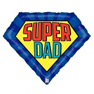 Globo Super Dad Big Balloon