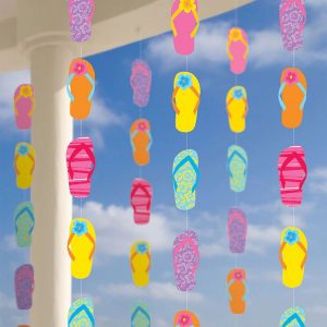 Flip Flop String Decorations