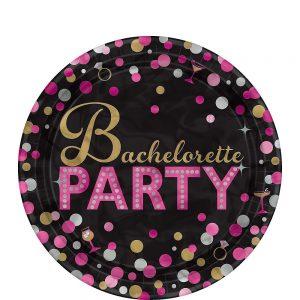 Bachelorette Party Plato Postre