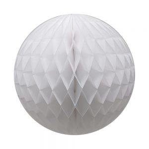 Esfera Papel Picado – Blanca