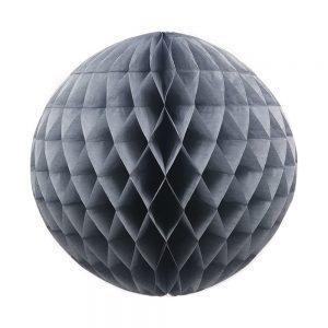 Esfera Papel Picado – Gris