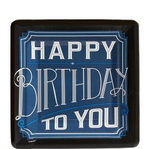 Happy Birthday Man Plato Chico