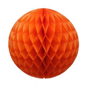 Esfera Papel Picado – Mandarina