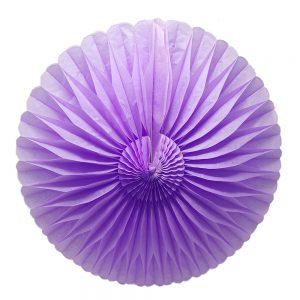 Flor Papel Picado – Lila