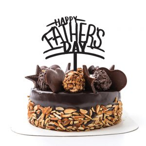 Cake Topper – Father's Day Light