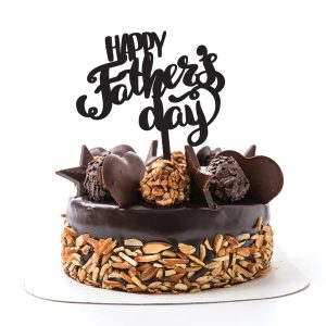 Cake Topper – Father's Day Fun