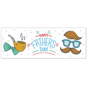 Father's Day Banner – Cool Dad