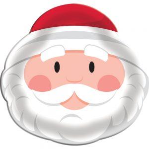 Charola Santa Claus