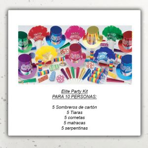 Año Nuevo Kit – Elite Party Kit