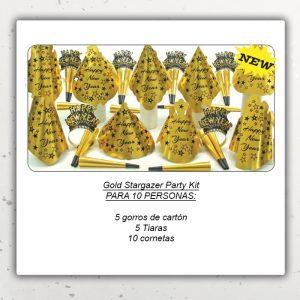 Año Nuevo Kit – Gold Stargazer