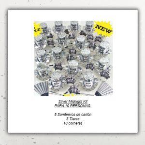 Año Nuevo Kit – Silver Midnight