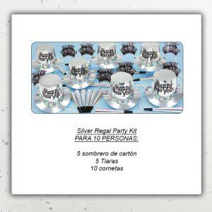 Año Nuevo Kit – Silver Regal