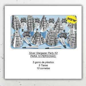 Año Nuevo Kit – Silver Stargazer