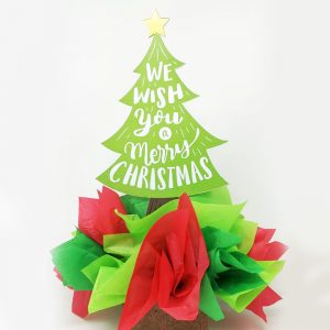 Centerpiece – Christmas Tree