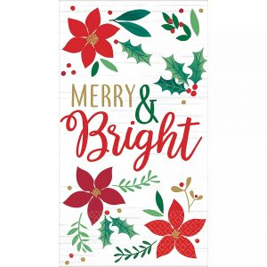 Christmas Wishes – Servilleta Rectangular